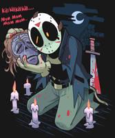 kill kill kill kill mom mom mom mom by Gashi-gashi