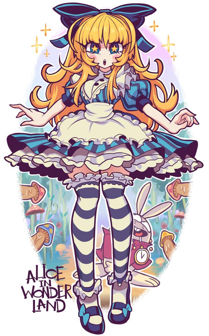 Alice by Gashi-gashi