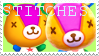 Animal Crossing Stitches Stamp by CatJamSprinkles