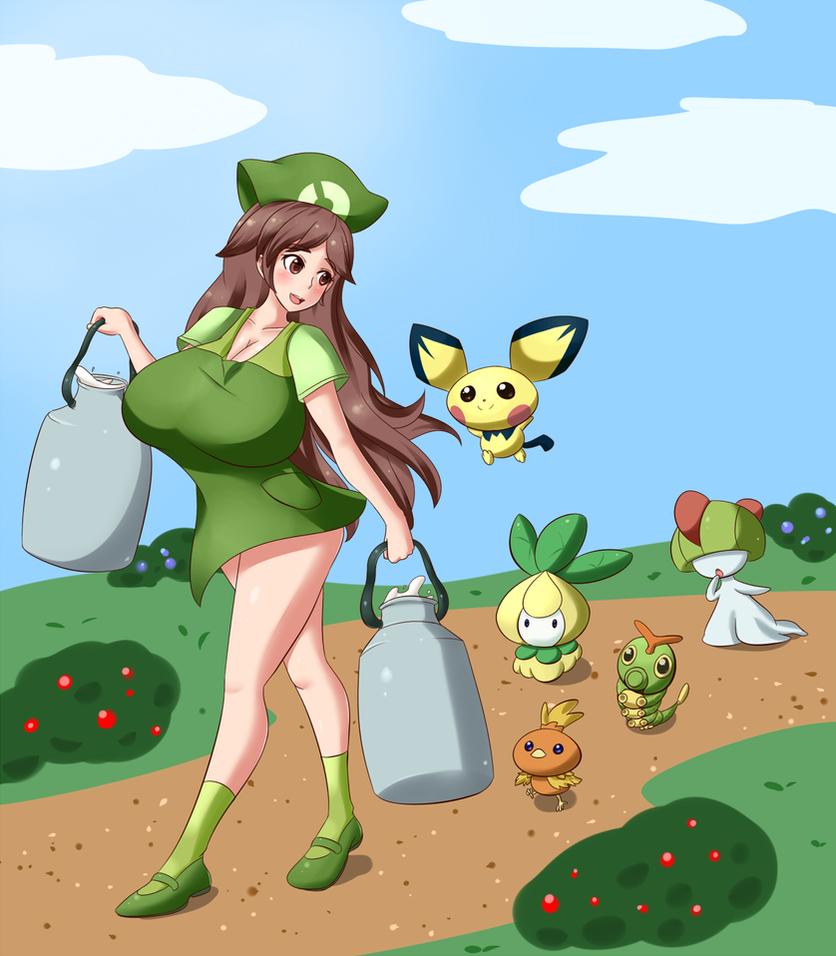 Pokemon Breeder by Jcdr