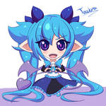Tiny Teodora