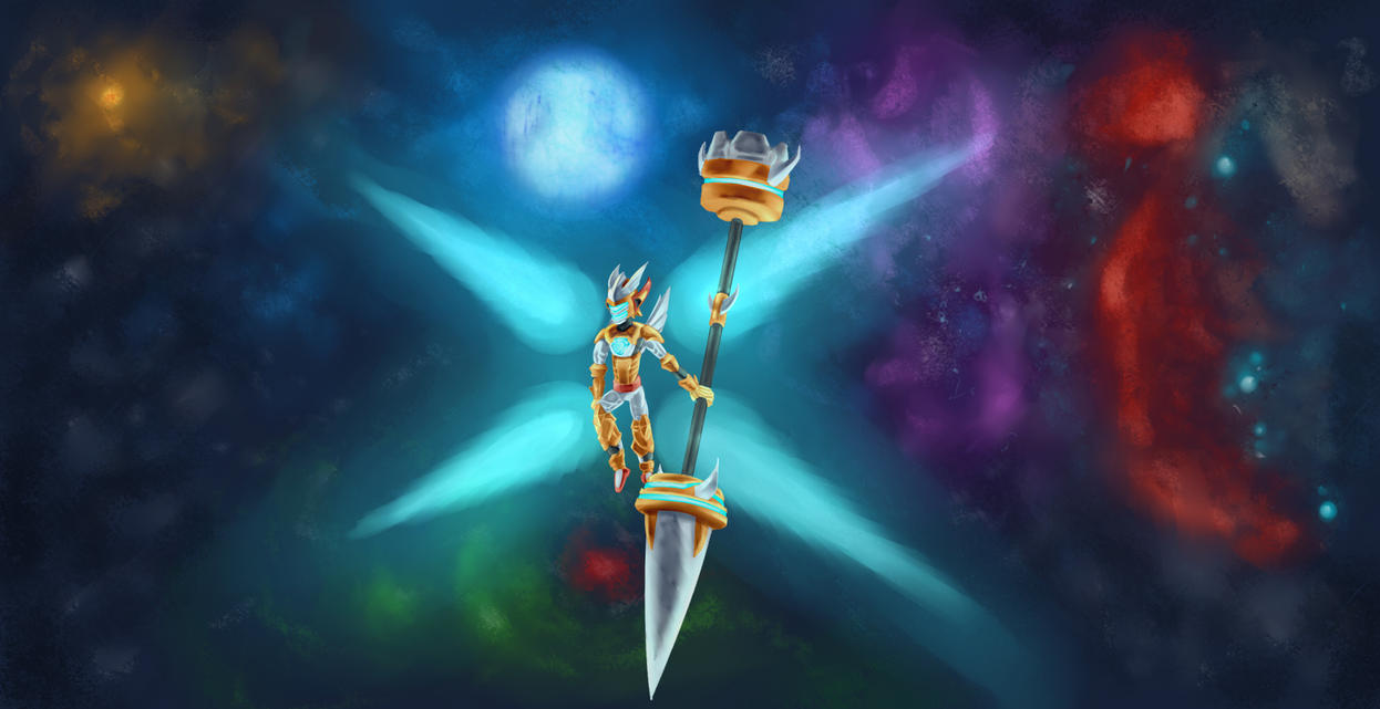 Cosmic MetaDev Orion by DrTimn