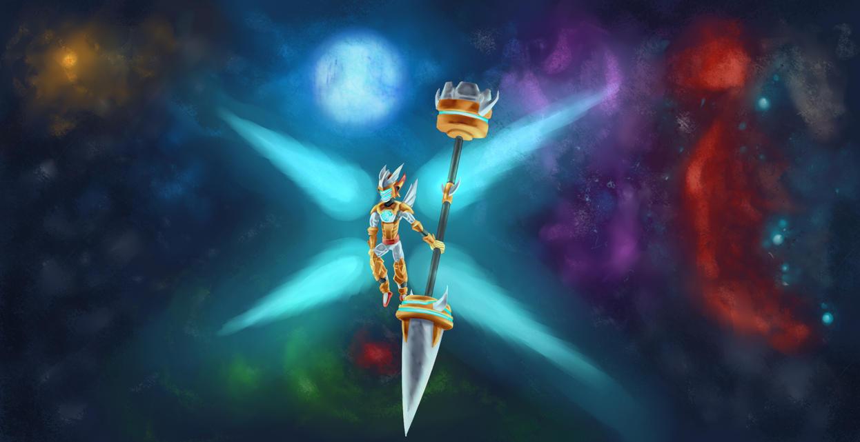 Cosmic MetaDev Orion by DrTimn