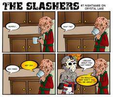 The Slashers 7 by crashdummie