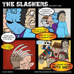 The Slashers 42 by crashdummie