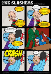 The Slashers 44 by crashdummie