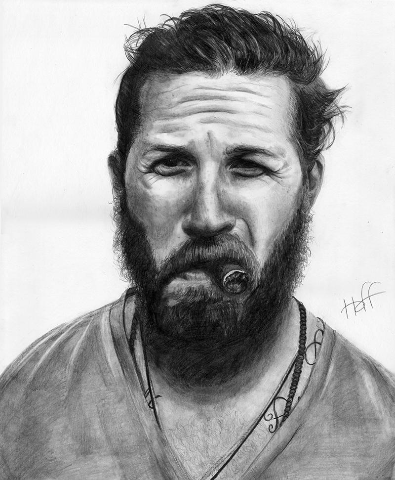 Tom Hardy By KuhKate On DeviantArt