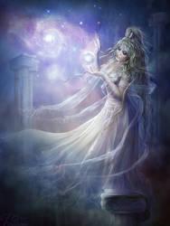 Breath of Eternity by Helga-Helleborus