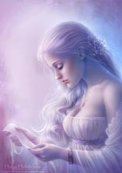 Evilina. Anticipation. by Helga-Helleborus