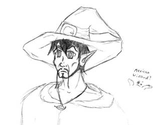 Mexican Wizard...? by RidleyofZebes