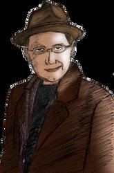 Portrait of Linkara by RidleyofZebes