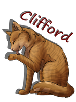 Clifford - Art Trade by PenNPixel
