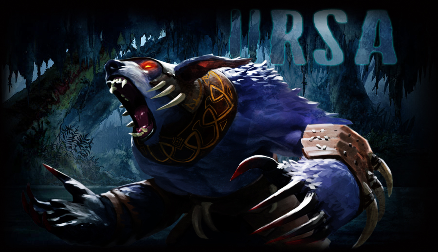 ursa dota 2 by cete1945 on deviantart