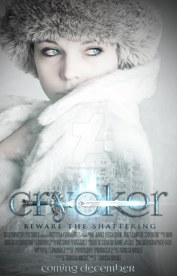 Movie Poster - Cryokor by TorissaNikole