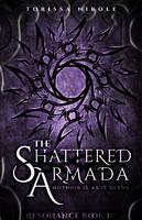 The Shattered Armada 4.0 -- Wattpad Cover Art by TorissaNikole