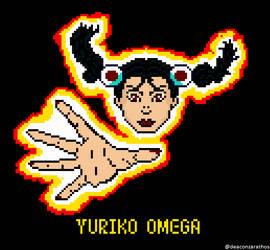Yuriko Omega by spidermoises
