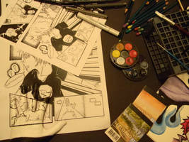 The Artist by InvitationToIllusion
