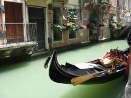 A Venice Gondola