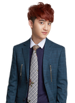 kyungsoo png by sarah-cees