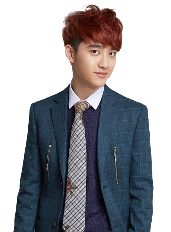 kyungsoo png by sarah-cees on DeviantArt