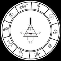 Bill Cipher 2 by AnimeDark2