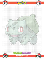 Pokemon Kanto 001-1 by AnimeDark2