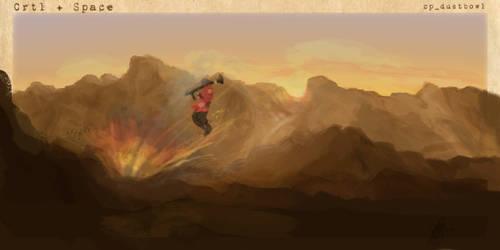 Rocket Jump by Newbiemember