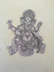 Ganesh by thebl4irsnitch