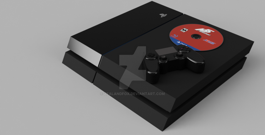 Ps4 Finished by Zealandfox
