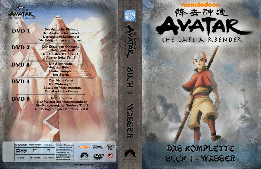 Avatar Der Herr der Elemente