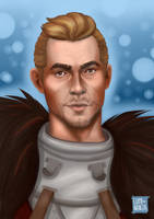Cullen Rutherford by Luminanza