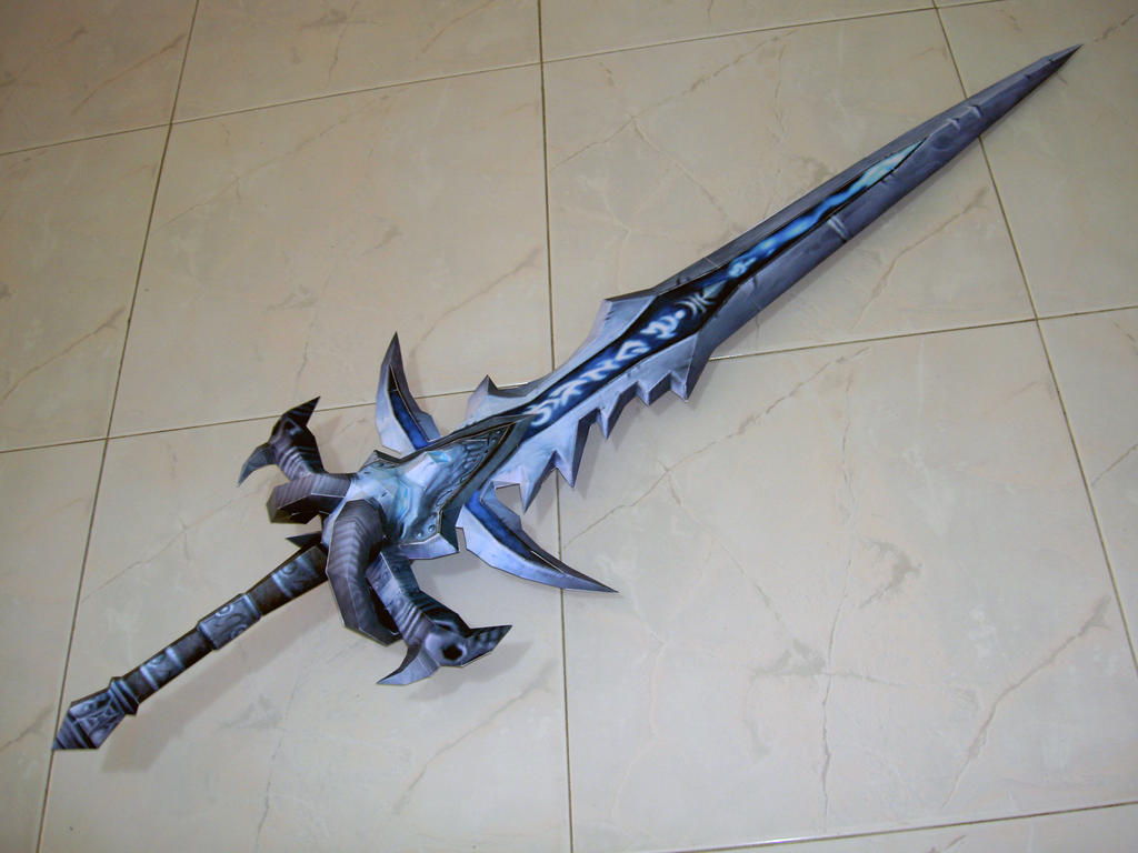 Frostmourne // World of Warcraft by Laitz