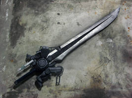Noctis' Sword // Final Fantasy XV [1] by Laitz