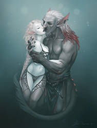 Embrace by evalynzarich