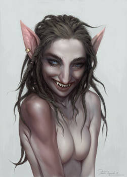 Shais Tikra Goblin Female