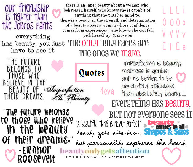 Quotes Collage by TrueSnow1 on DeviantArt