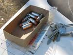 Bullets Keys Stock