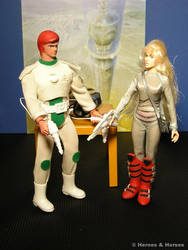 Captain Future and his girl Joan Randall 8 by ancient-warrior