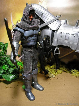 Lord Camber, the Dragon Knight 3
