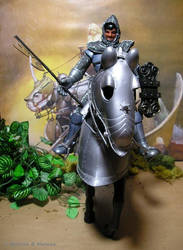 Lord Camber, the Dragon Knight 5 by ancient-warrior