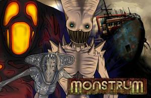 Portada Monstrum 1 by jJagiSkull87