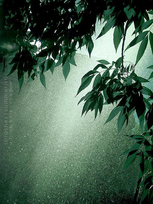 splashes. summerish by hepikied