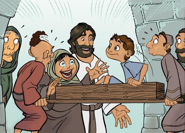 Resultado de imagen para Lucas 7,11-17
