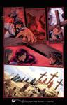 Crucifixion Page Colour