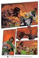 Jesus vs. Legion by PrisonerOnEarth