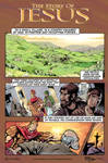 Story of Jesus Page 1 Art by PrisonerOnEarth