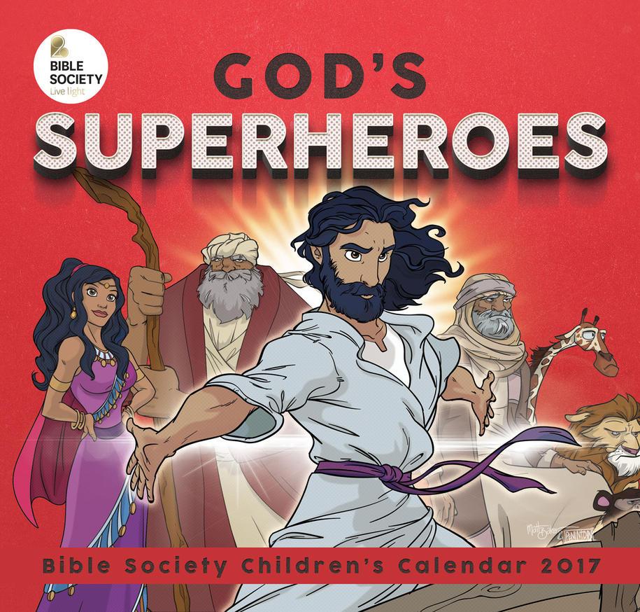 God's Superheroes by PrisonerOnEarth on DeviantArt