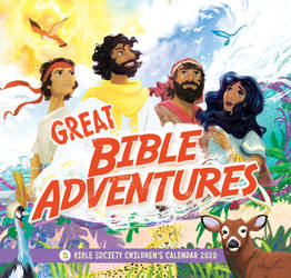 Great Bible Adventures by PrisonerOnEarth