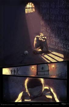 Samson comic page