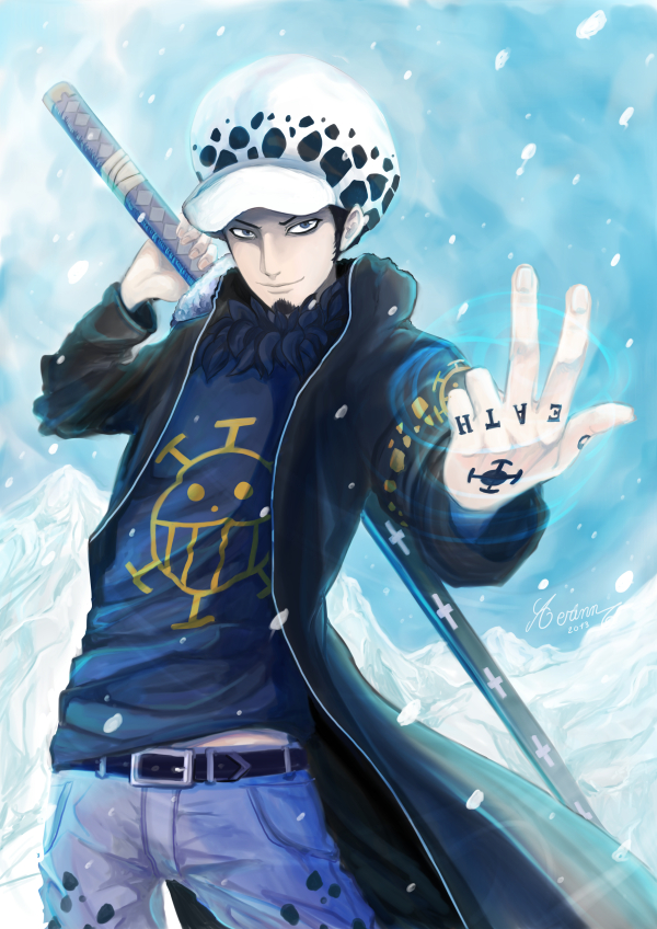 1000+ images about One Piece: Trafalgar Law on Pinterest ...